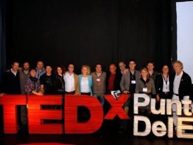 Rasia Friedler en TEDx Punta Del Este, 6 de Setiembre, 2013