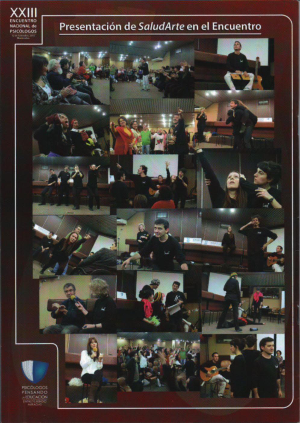 Nota en Revista Coordinadora de Psicólogos del Uruguay