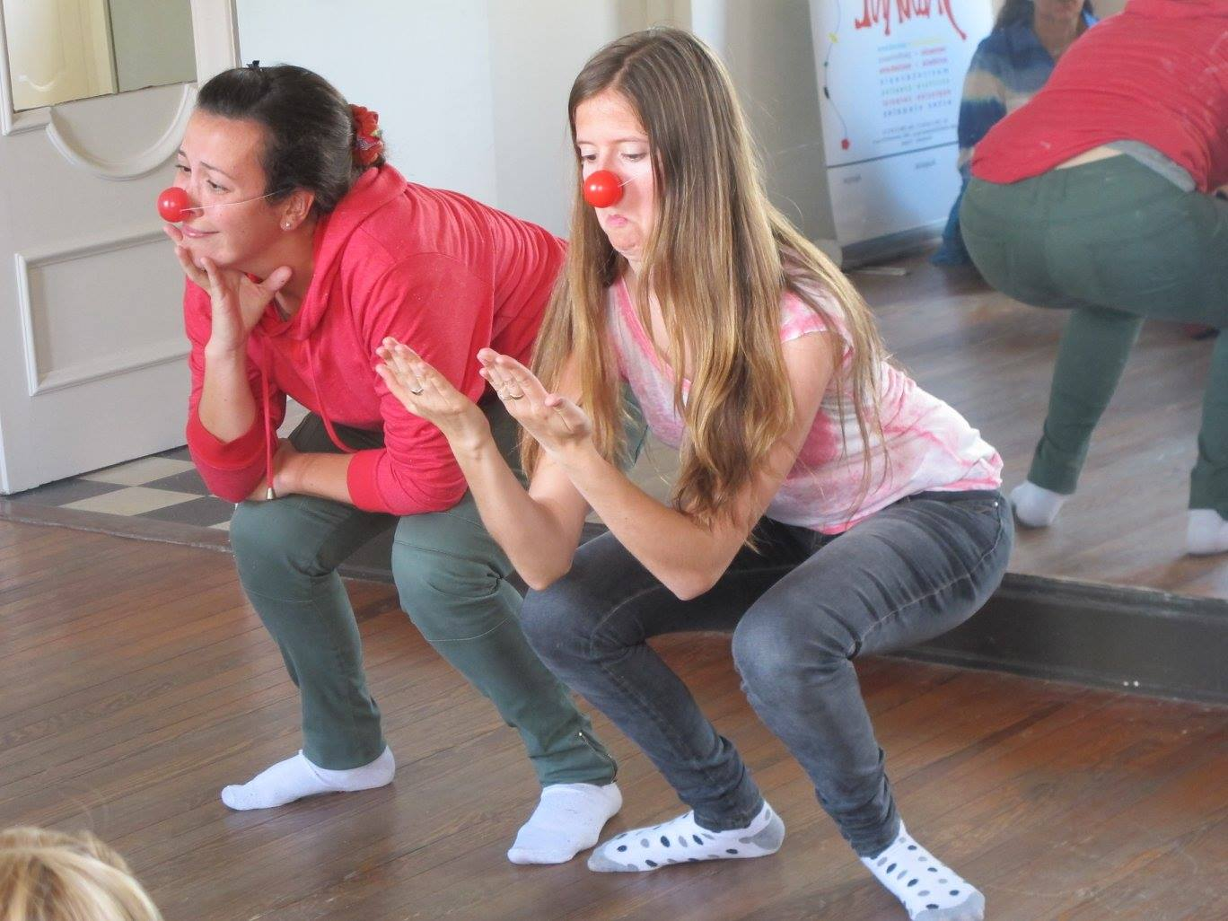 Taller clown hospitalario