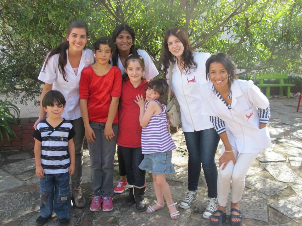 Día de Belleza y Salud en el Pereira Rossell 14/05/2014
