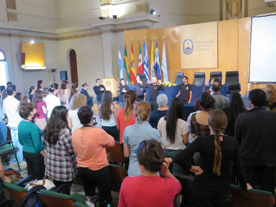 1º Congreso Uruguayo de Acompañamiento Terapéutico 2014