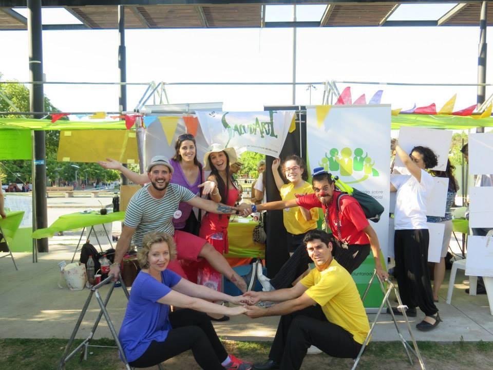 1º Feria Nacional de Voluntariado 2014
