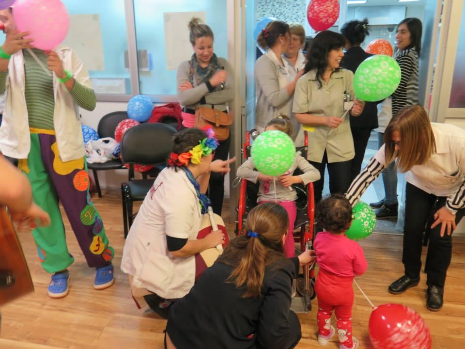 SaludArte-Casmu festejaron su 3º aniversario, julio 2015
