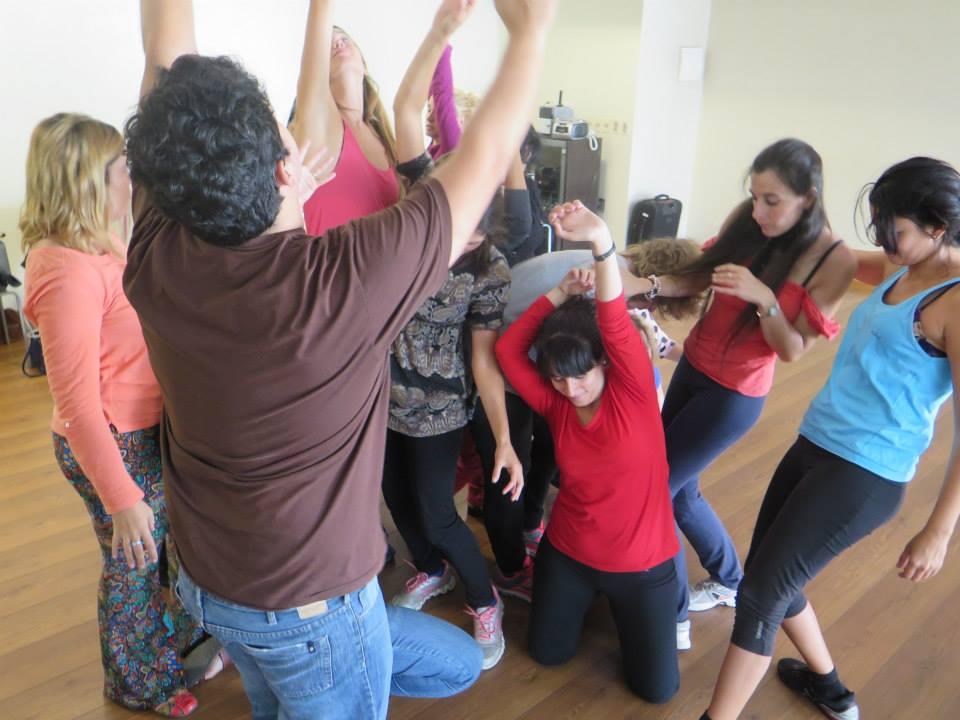 Taller Dramaterapia y Psicodrama marzo, 2015