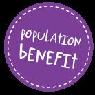 population-bnefit
