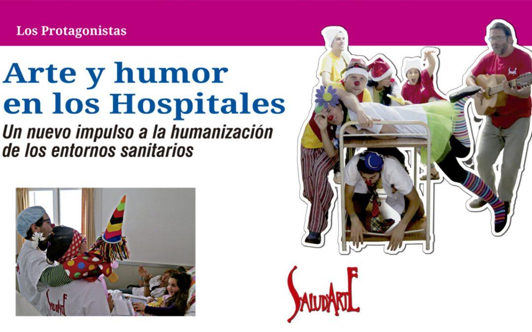 Arte y humor en los Hospitales
